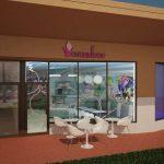 Yogurt Cafe, Hallandale Beach, FL